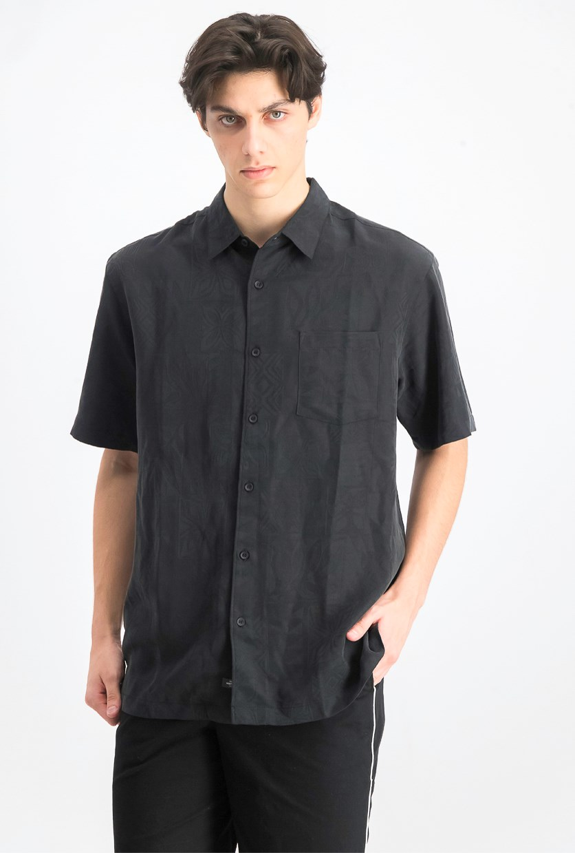 Men's Malama Bay Shirt, Black
