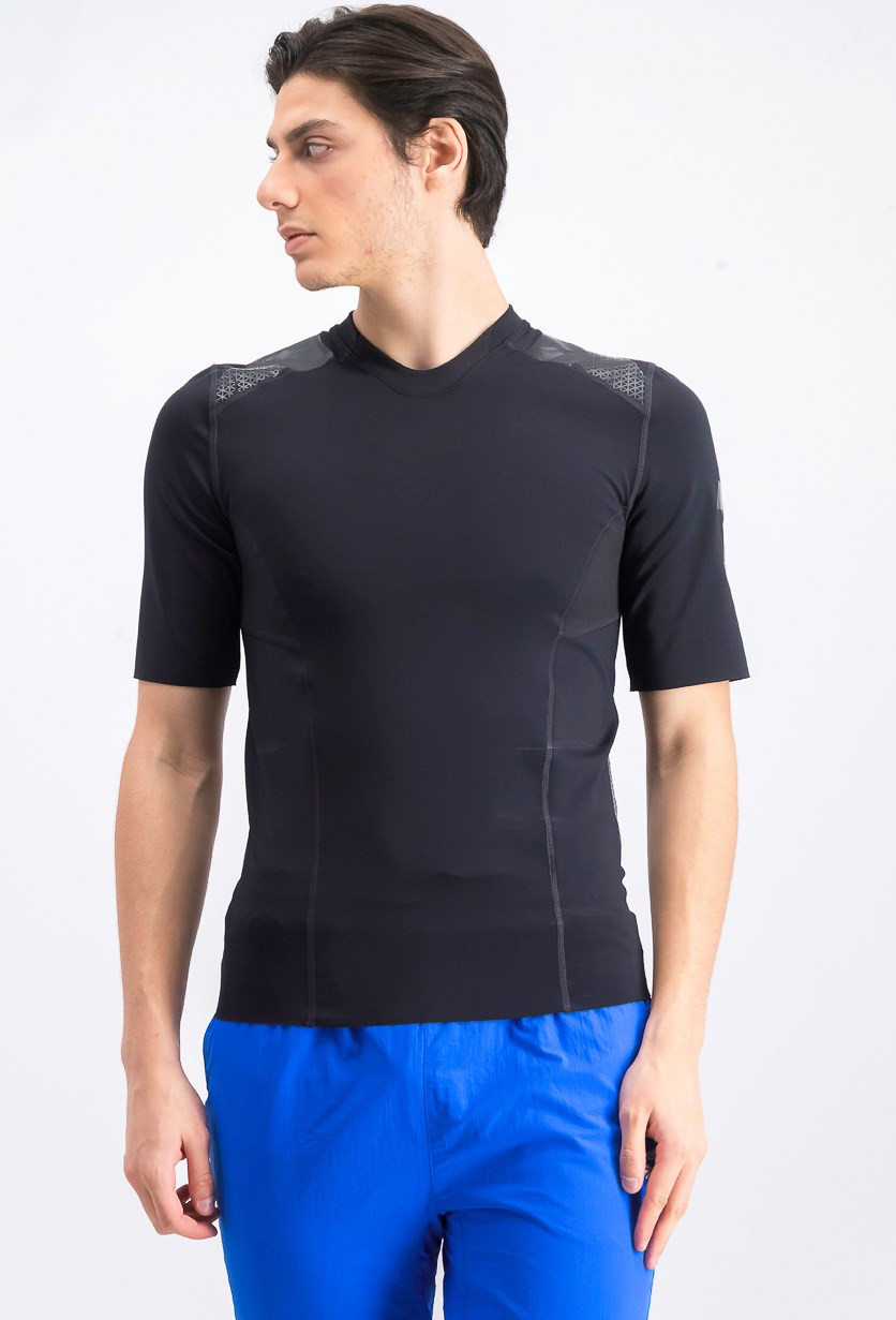 Men's Perpetual Compression T-Shirt, Black