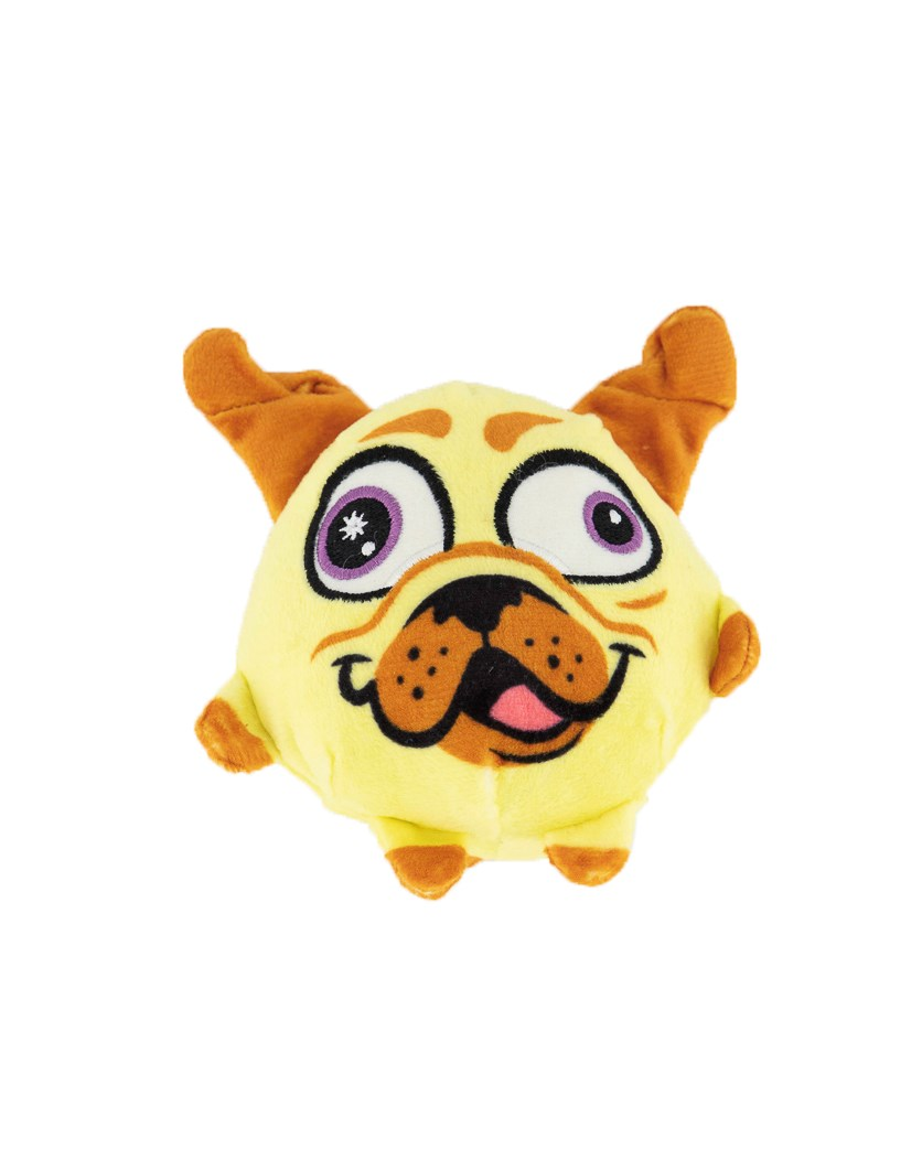 Flying Plush With Sound Effects, Yellow/Brown