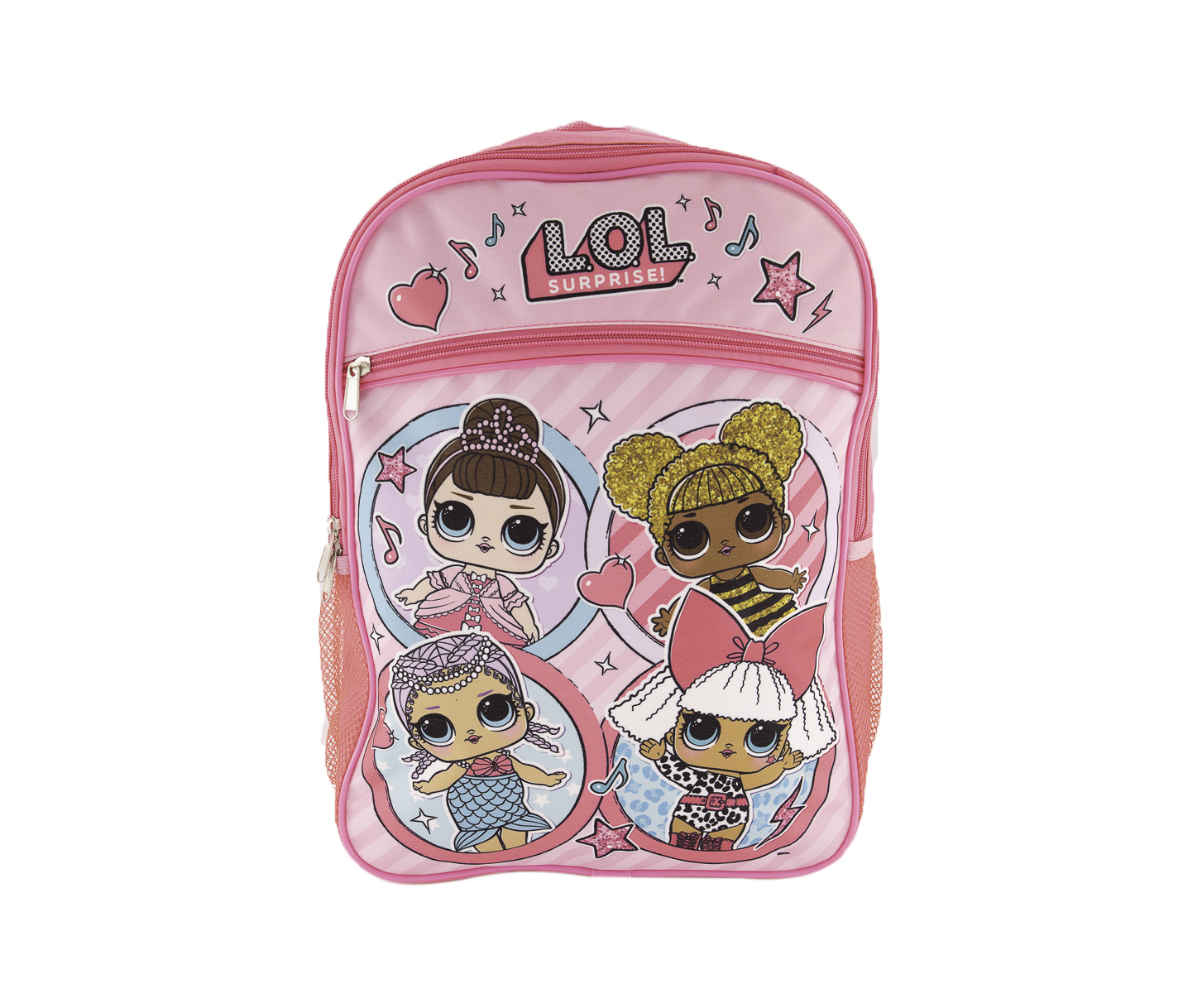 Girl's L.O.L Surprise! Printed Backpack, Pink