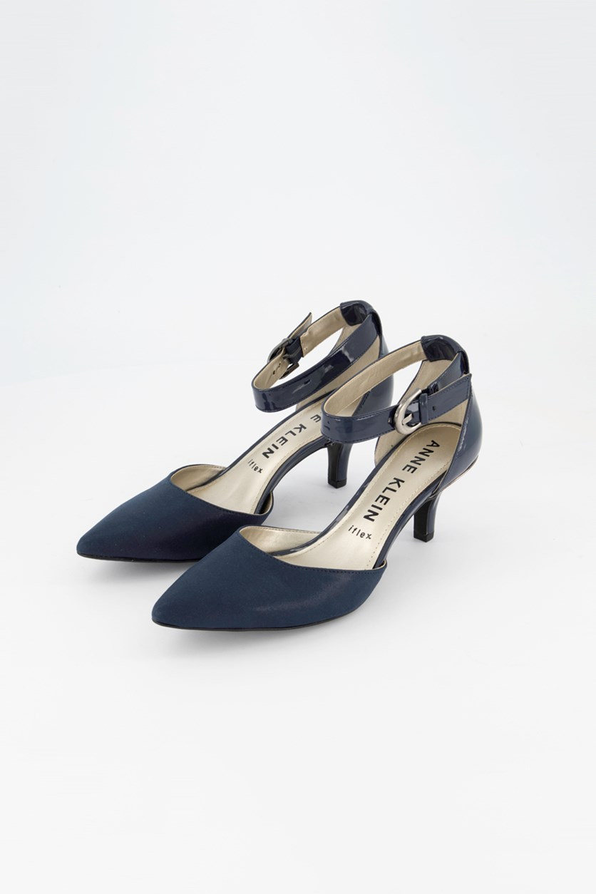 Women's Fayza Pumps, Navy