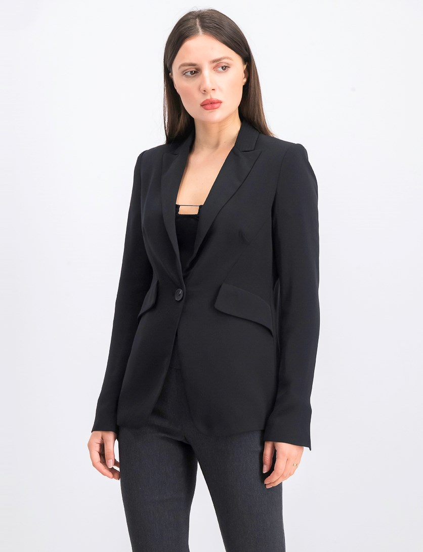 Women's Dewey Jacket, Black
