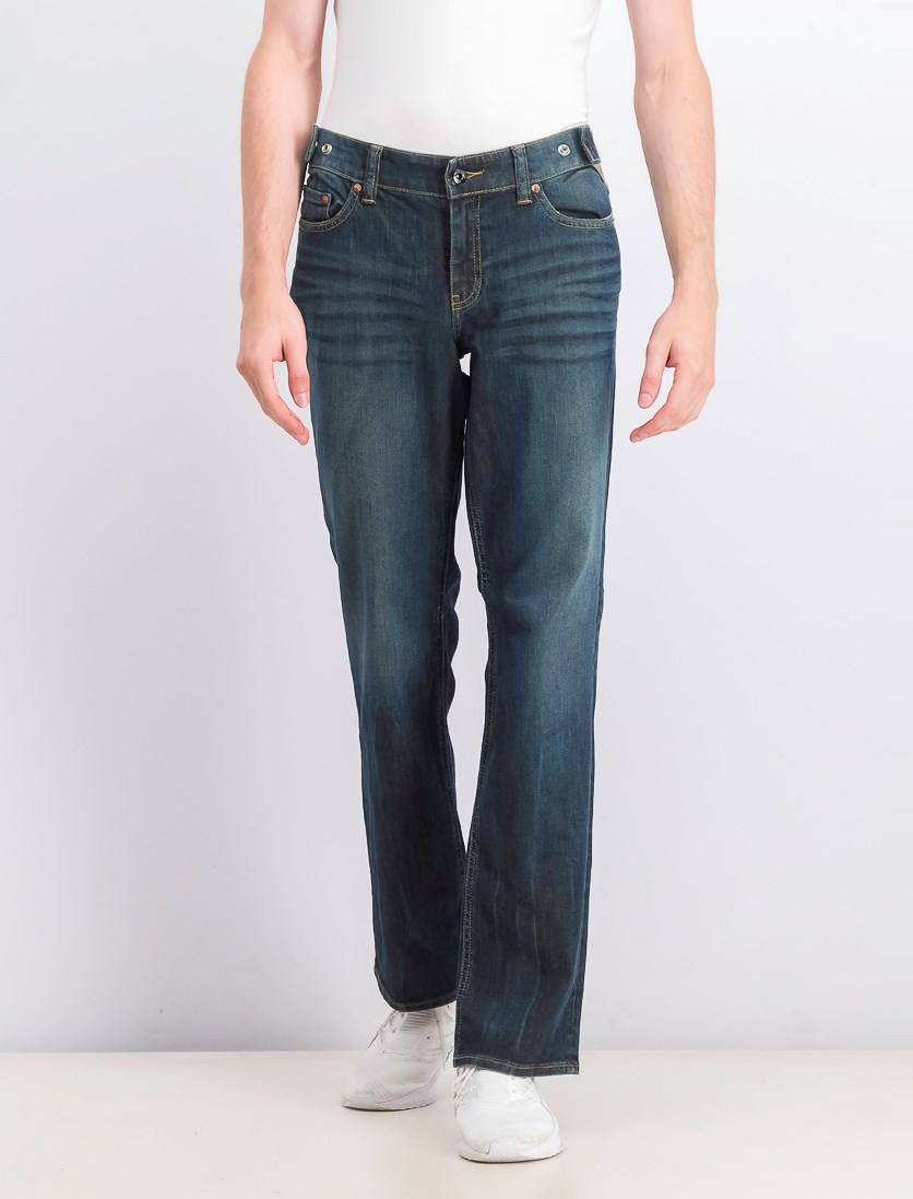 Men's Heritage Straight Jeans, Empire Blue