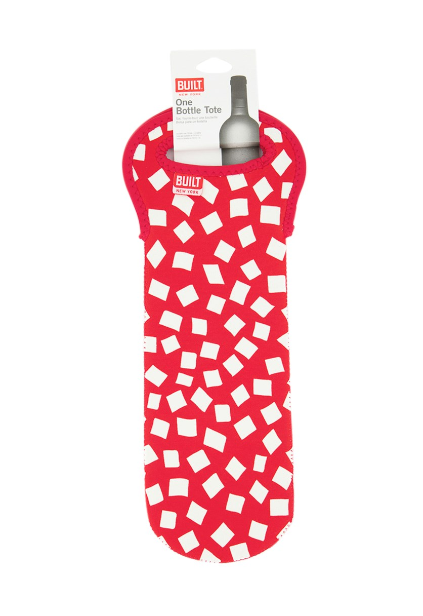 One Bottle Tote, Red