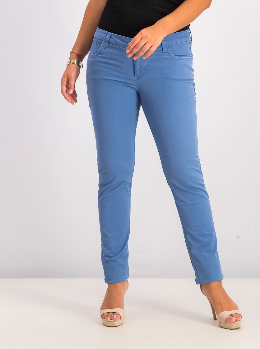 Women's Commodity Edition Skinny Jeans, California Blue