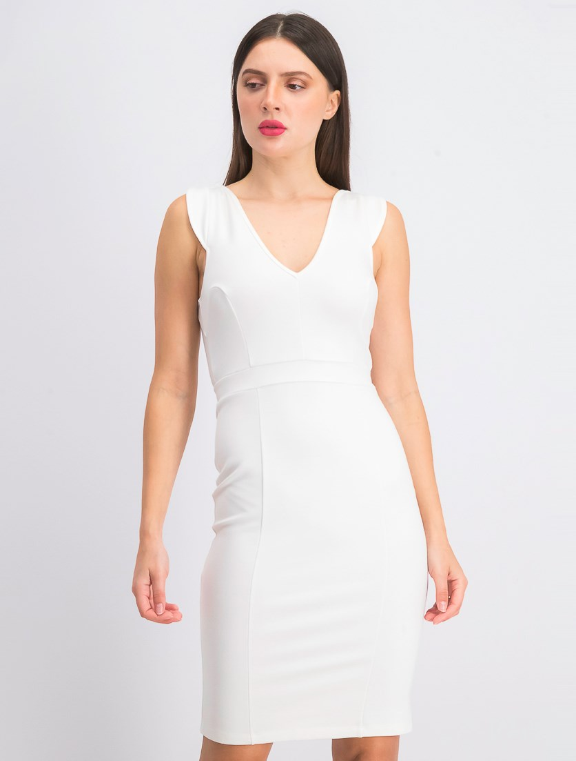 Women's Bodycon Dress, Summer White