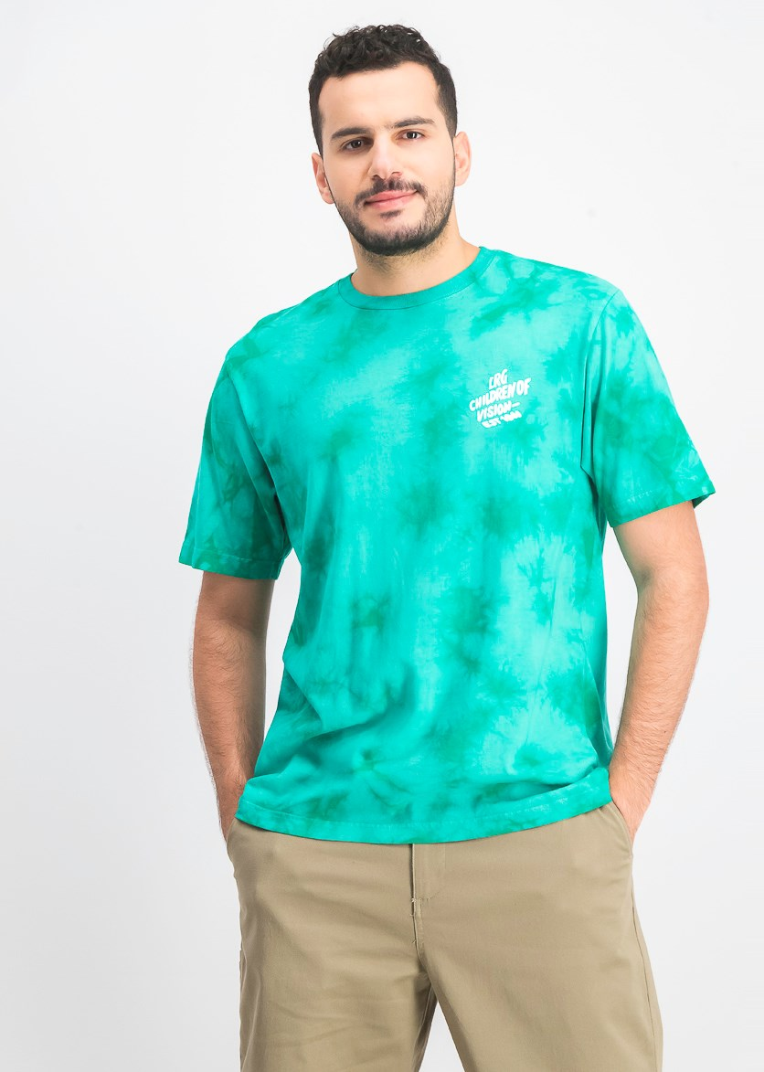 Men's Graphic T-Shirt, Green