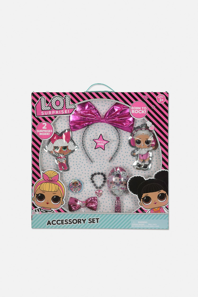 Lol Suprise Accessory Set, Pink