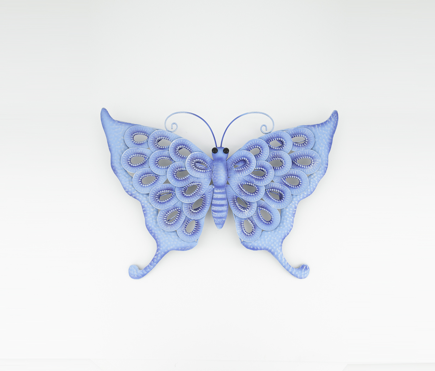 Wall Butterfly Shape Decoration, Blue