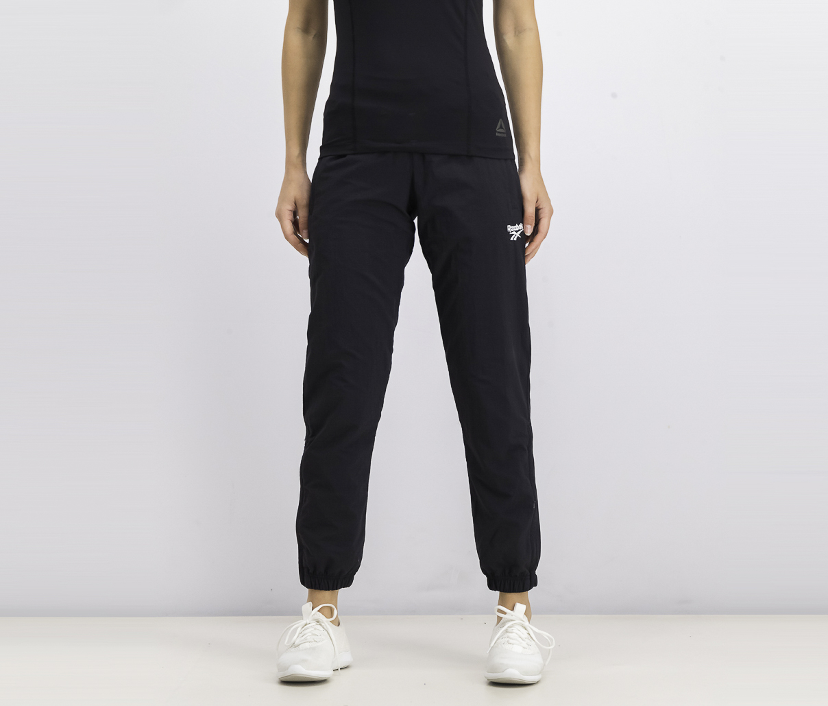 Women's Vector Tracksuit Pants, Black