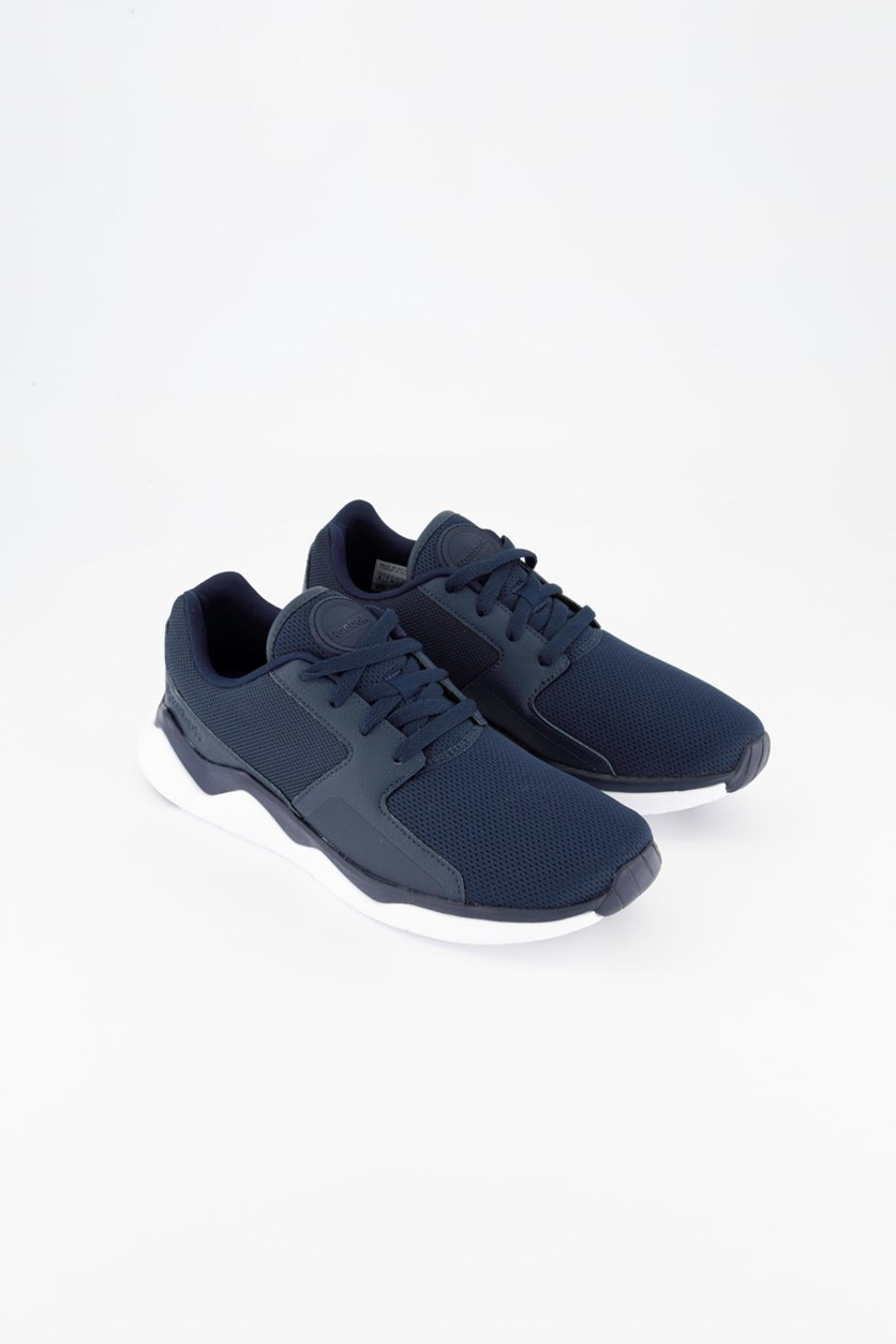 Unisex Classic Shoes, Navy/White