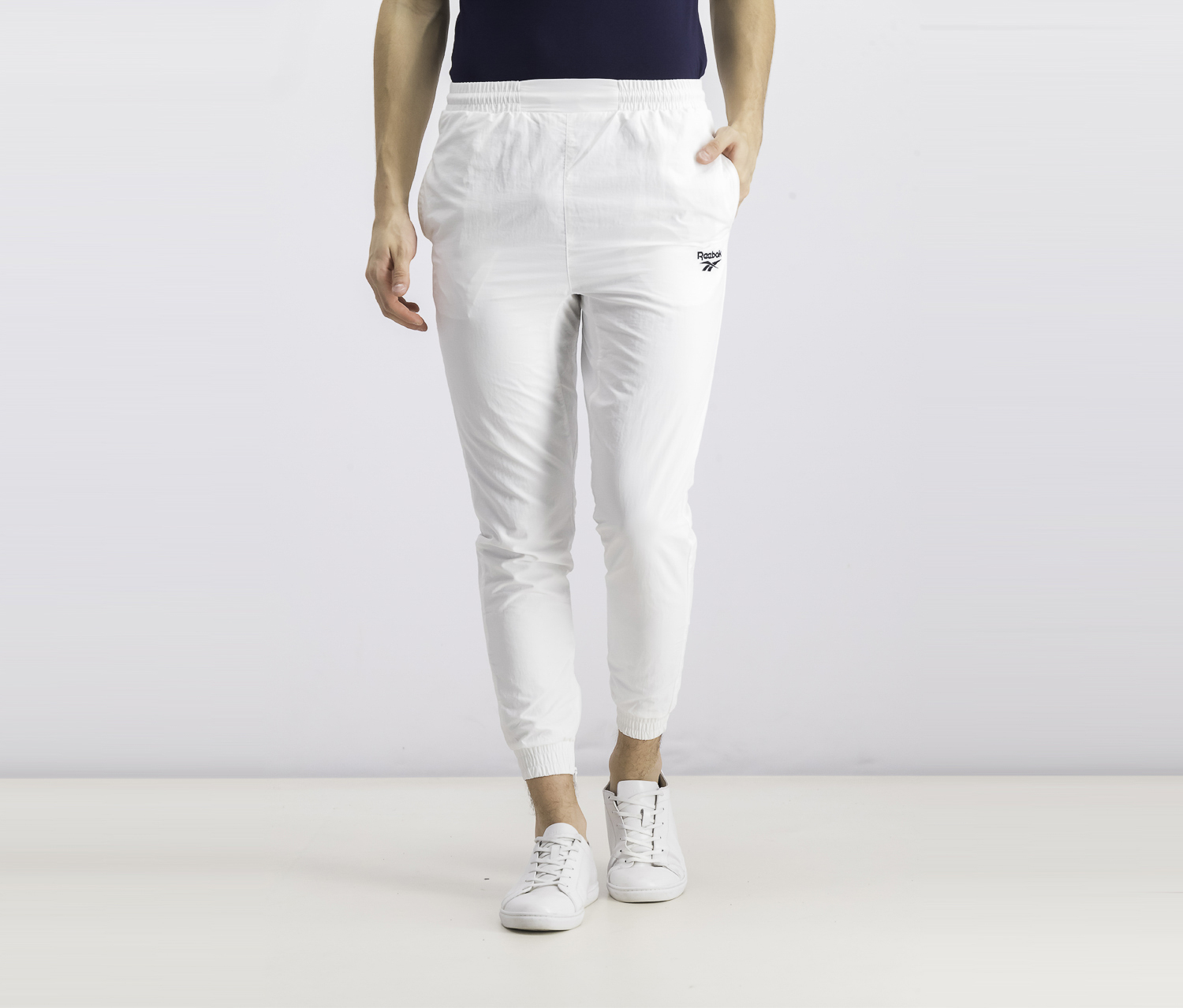 Men's LF Track Pants, White