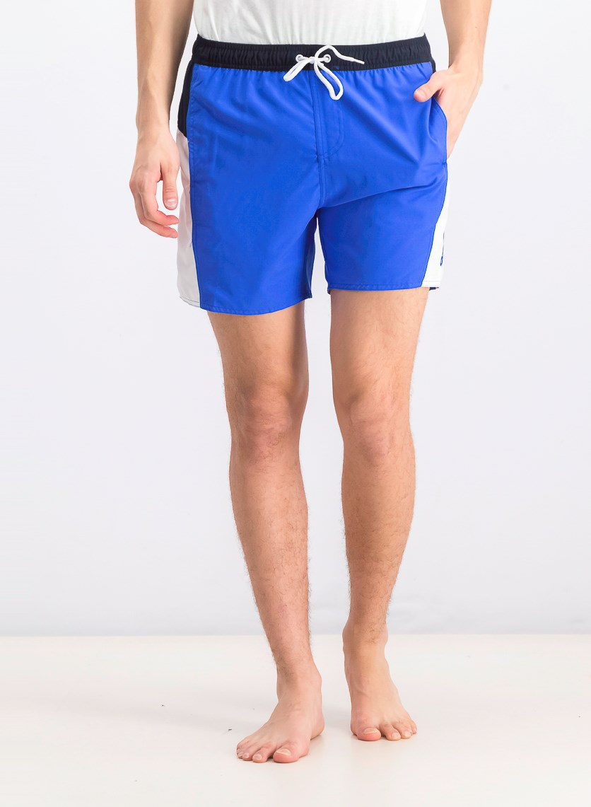 Men's Swim Short, Blue/Navy