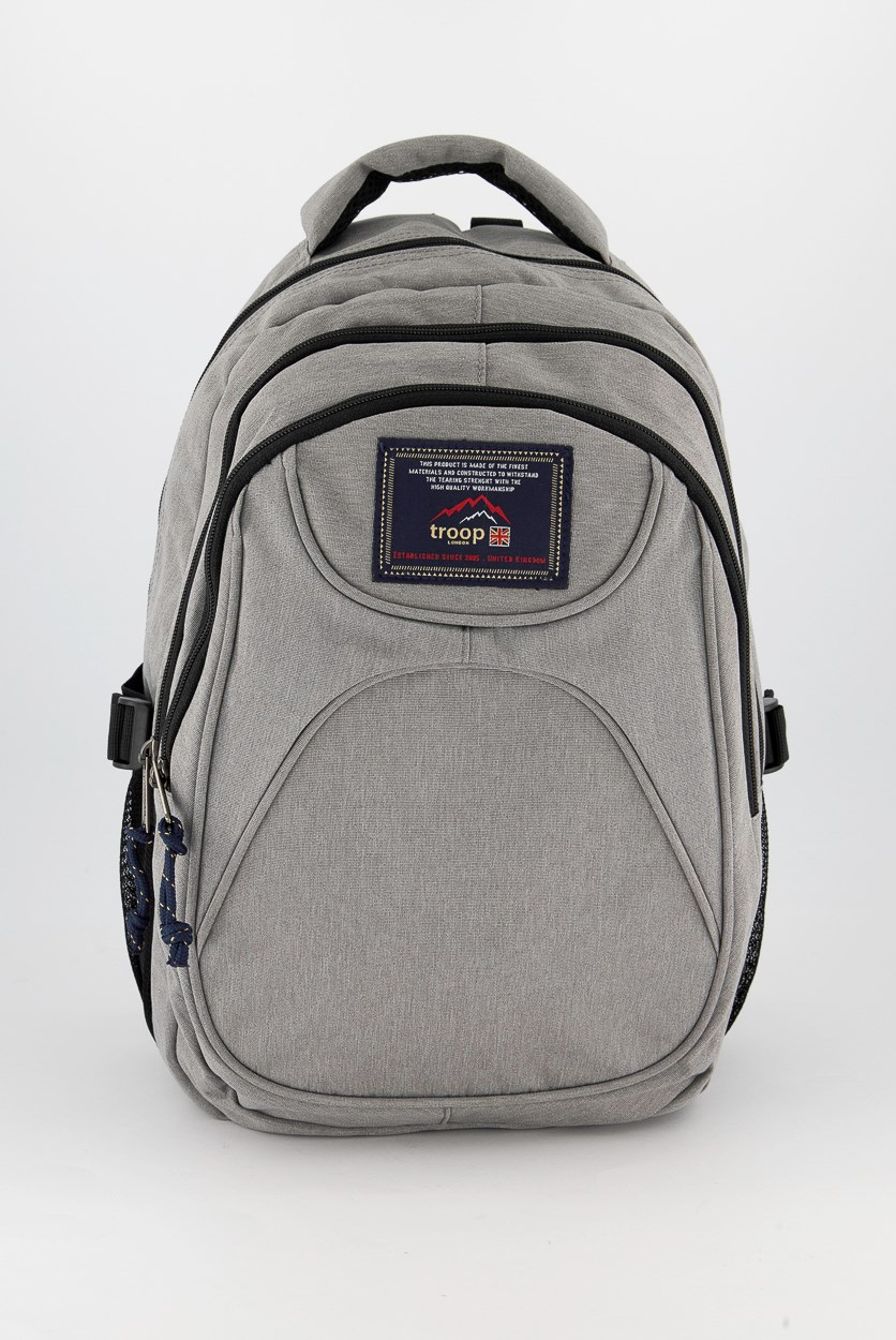 Men's Collection Backpack, Gray