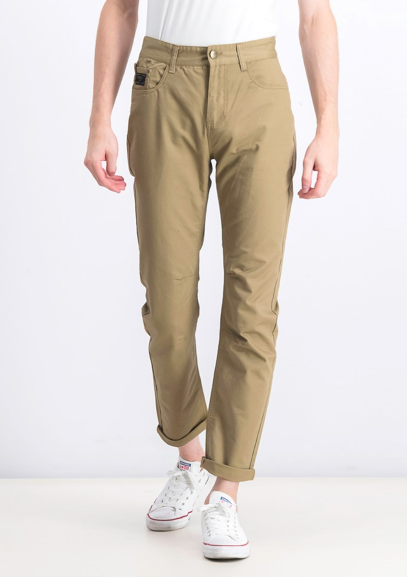 Men's Standard Pants, Khaki