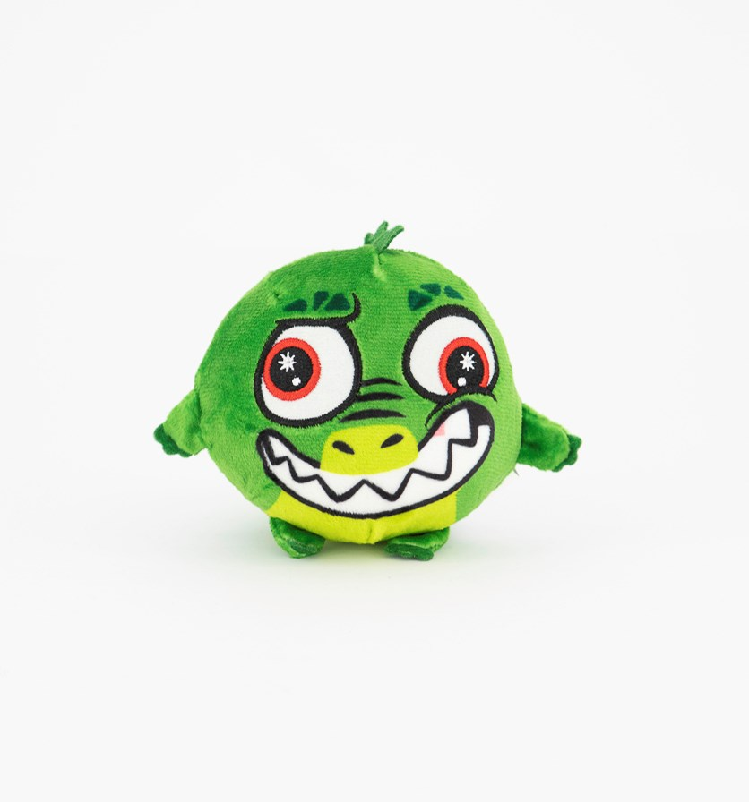 We Bounce Flying Plush With Sound Effects, Green