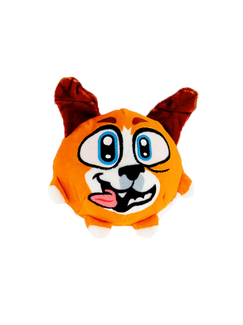 Flying Plush With Sound Effects, Orange