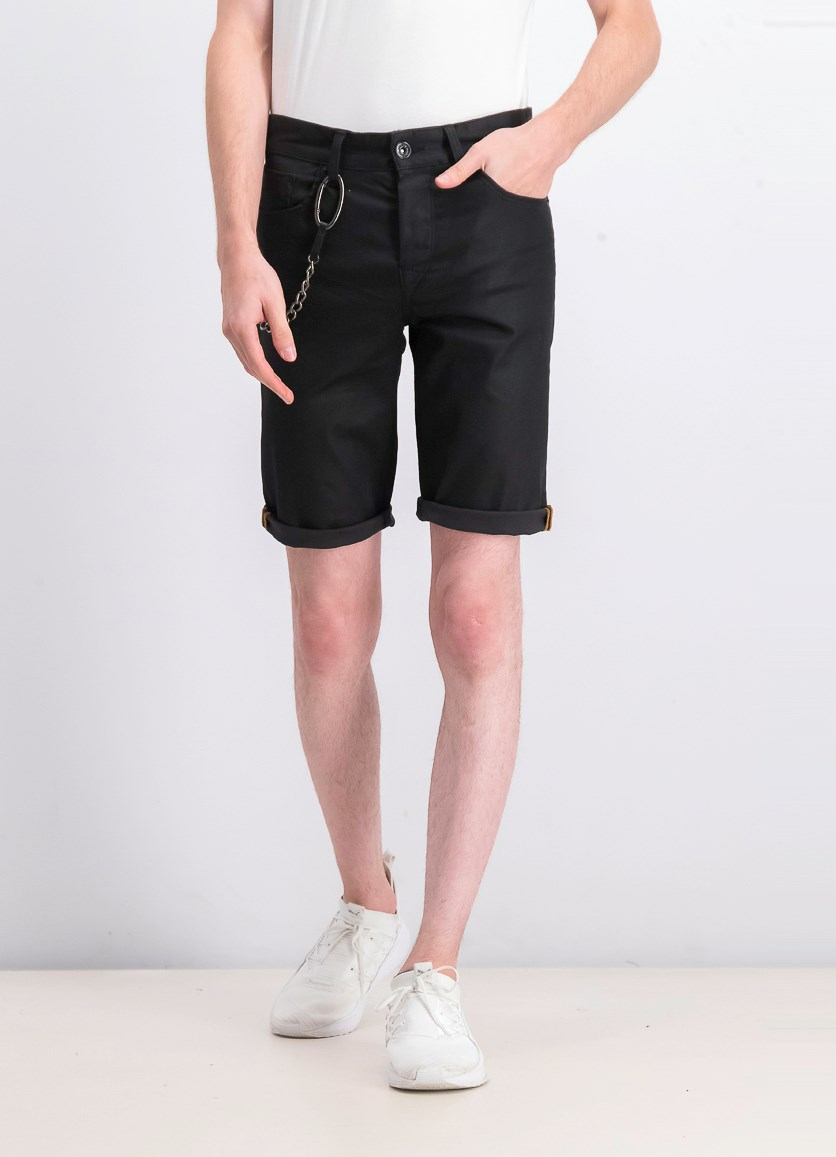 Men's Tim Adam Shorts, Black