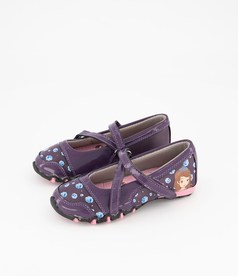 Baby Girl's Sofia The First Shoes, Purple
