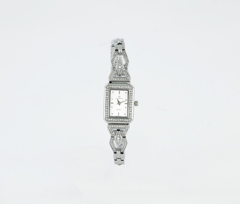Women's 1682-LSS Analog Watches, Silver