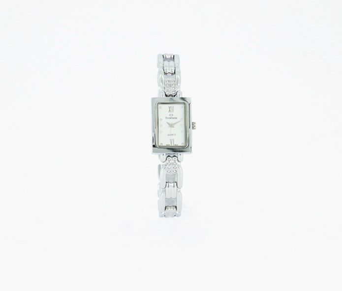 Women's 2782-LSS Analog Watches, White/Silver