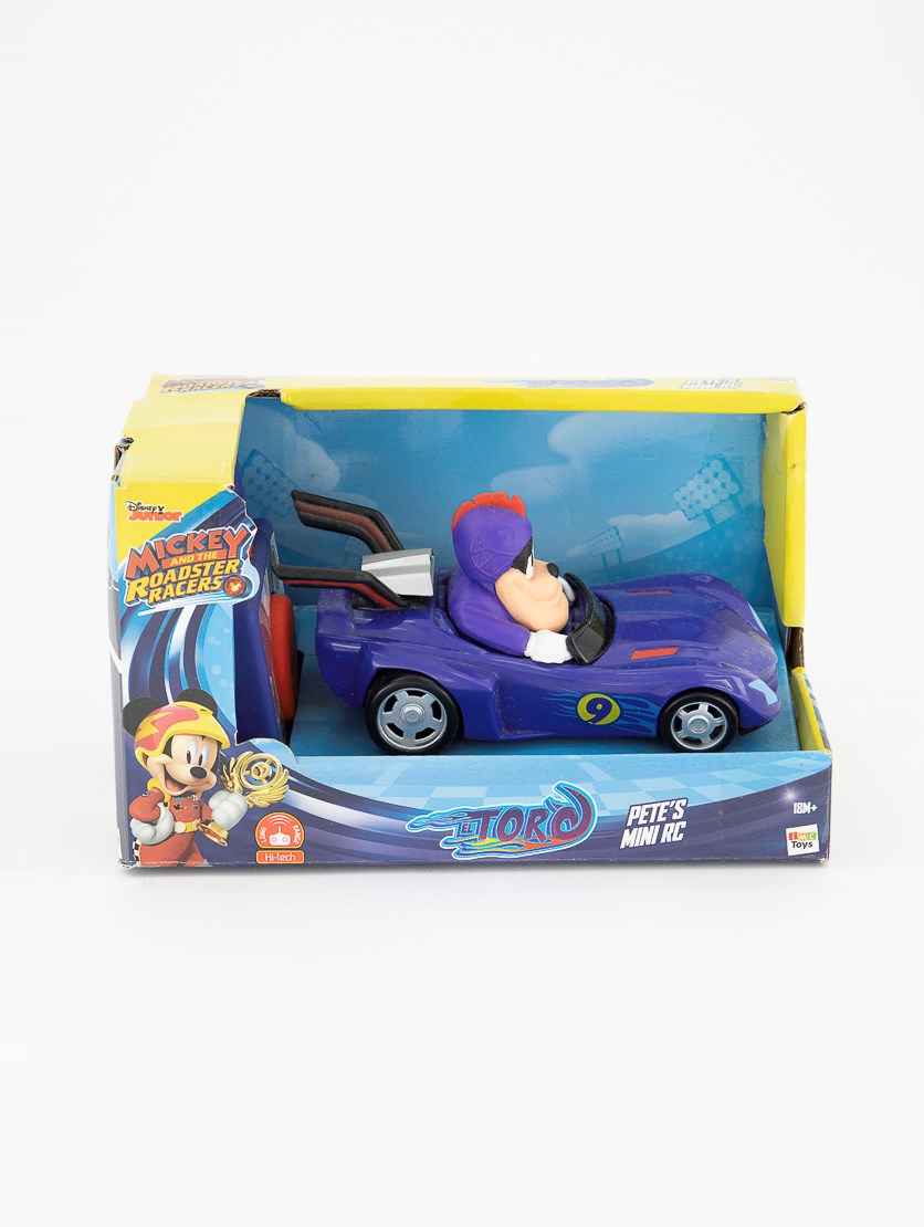Mickey And The Roadster Racers Pete's Mini RC, Purple