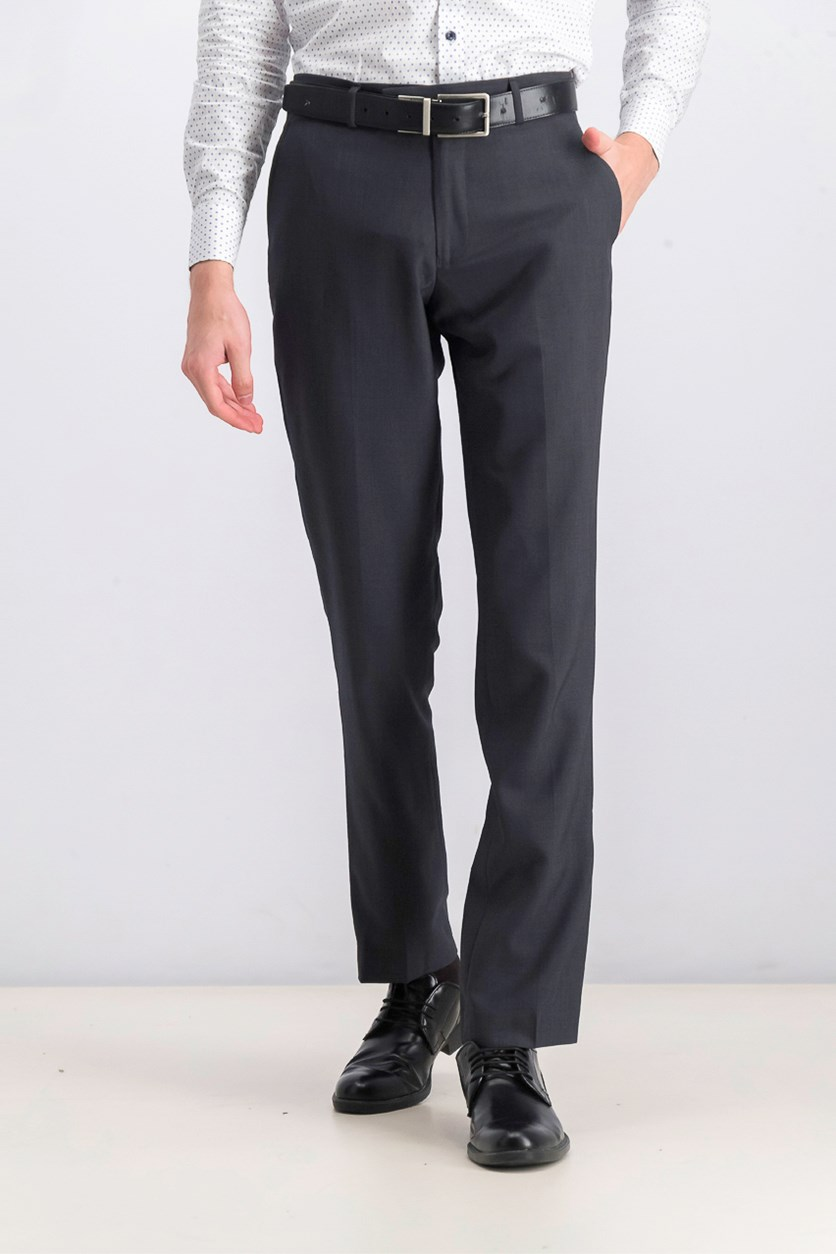 Mens Comet Dress Pants, Charcoal