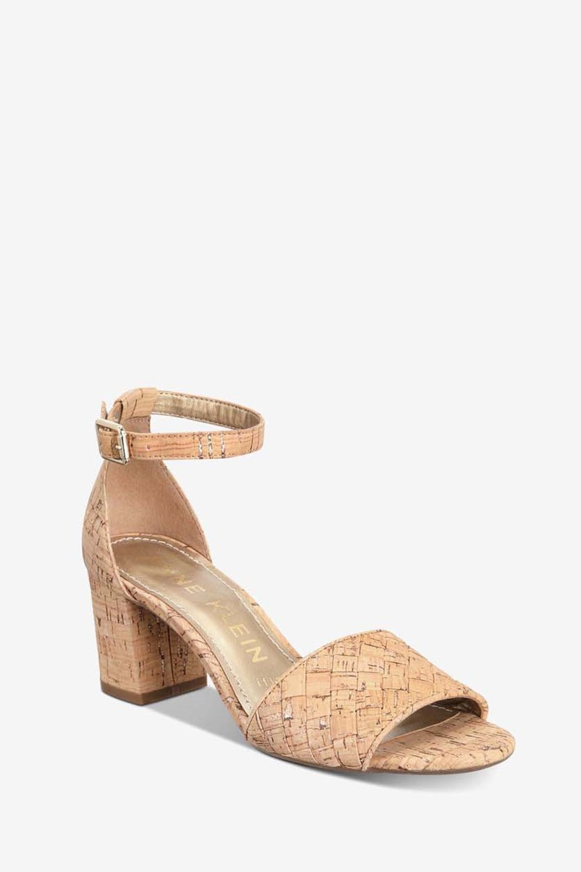 Womens Carine Dress Sandals, Cork