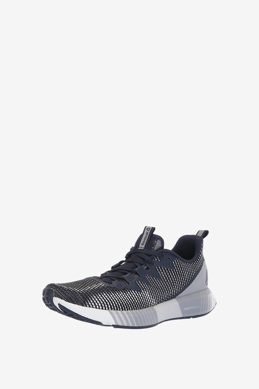 Women's Fusion Flex Wave Sports Shoes, Navy/Shadow White