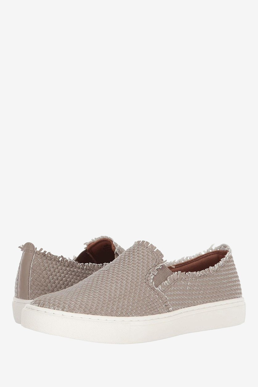 Women's Kicky Slip On Sneakers, Taupe