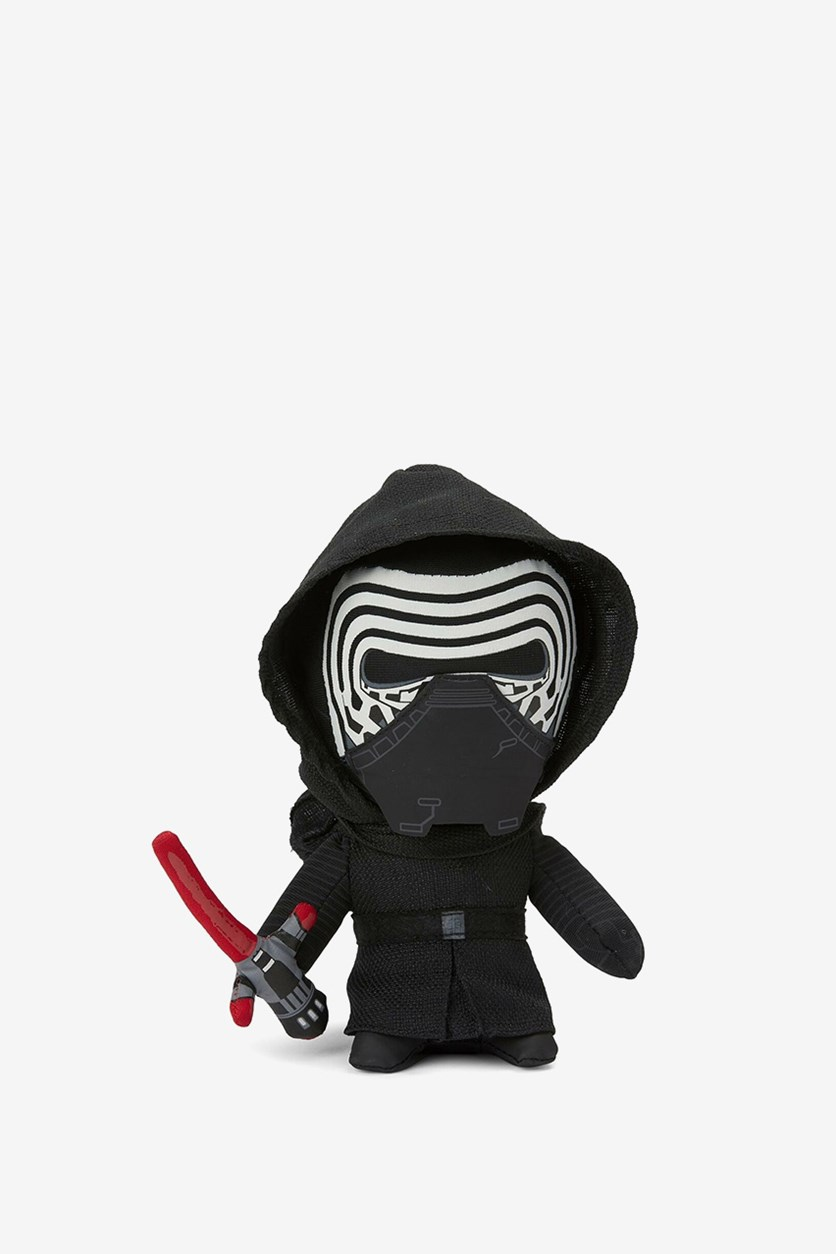 Stuffed Star Wars Talking Plush Toy, Black/Red