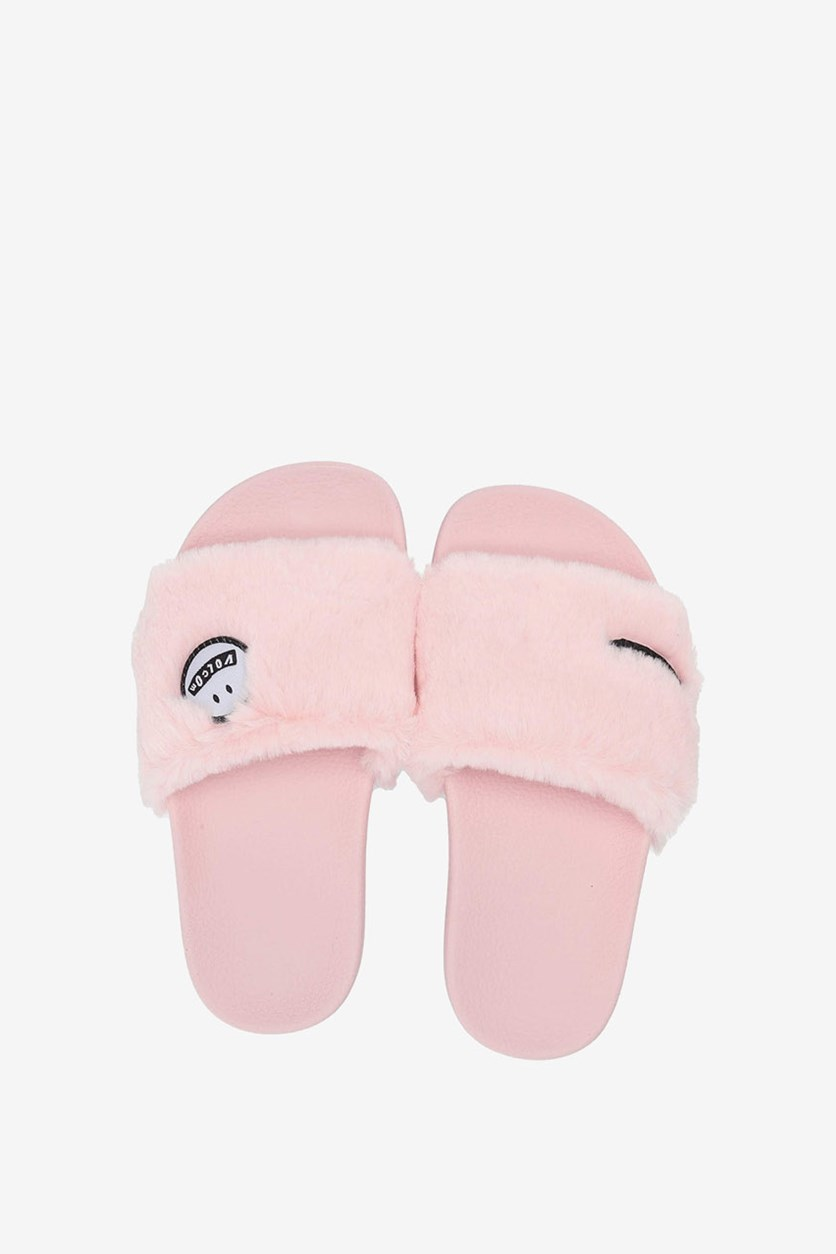 Kids Girl Lil Slide, Pink