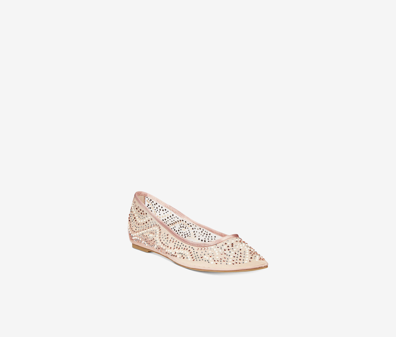 Women's Tonina Pointed Toe Ballet Flats, Blush