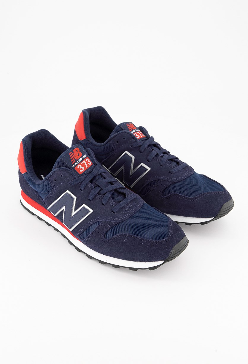 Mens Classic Running Shoes, Navy