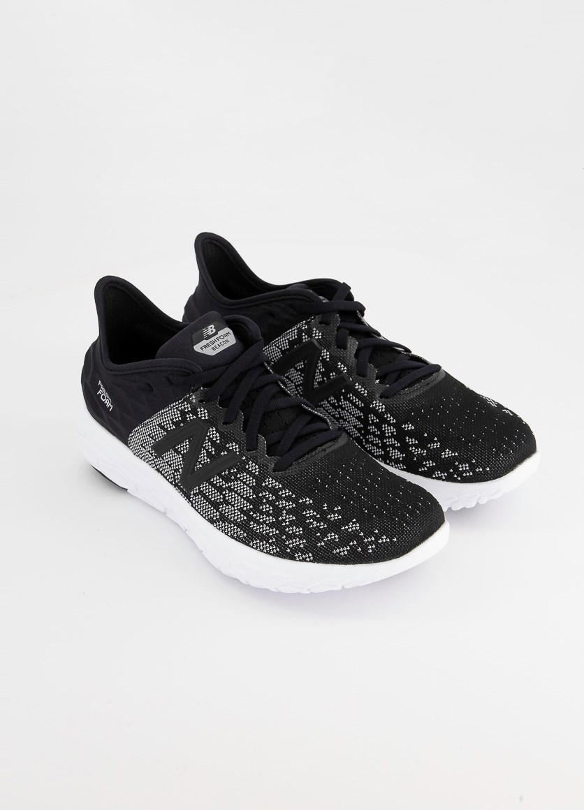 Men's Running Shoes, Black/White