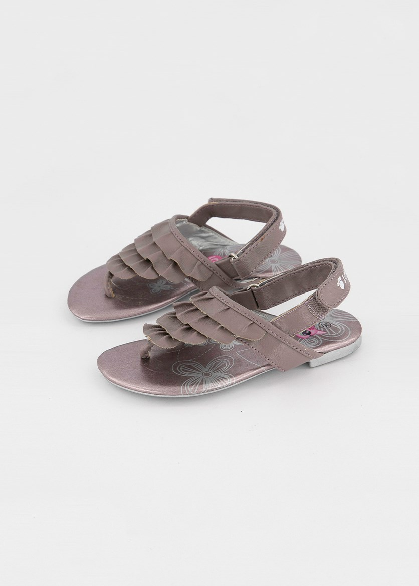 Kids Girls Sandals, Lilac