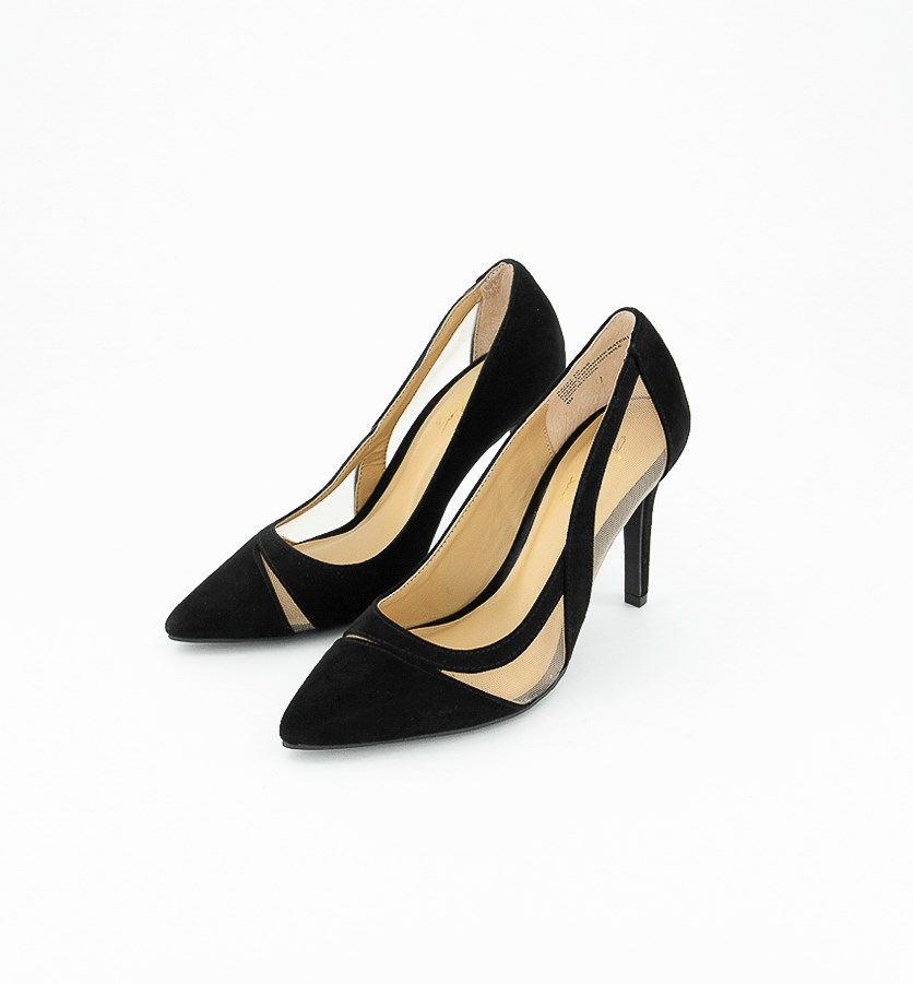 Women's Nadelyn Pointed Toe Classic Pumps, Black