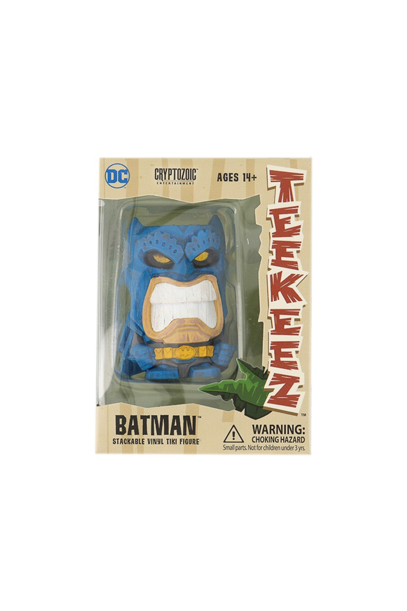 Batman Stackable Vinyl Tiki Figures, Blue