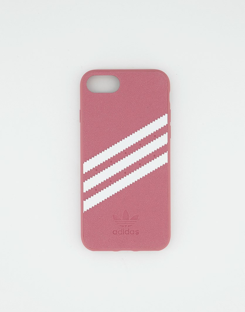 Iphone for 6/6s/7/8 3 Stripe Snap Case, Pink