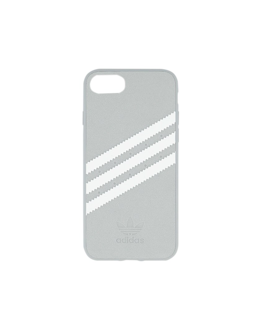 Iphone for 6/6s/7/8 3 Stripe Snap Case, Light Grey