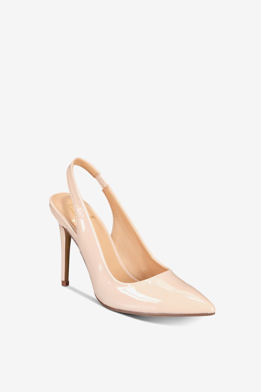 Women's Darcie Pumps, Nude
