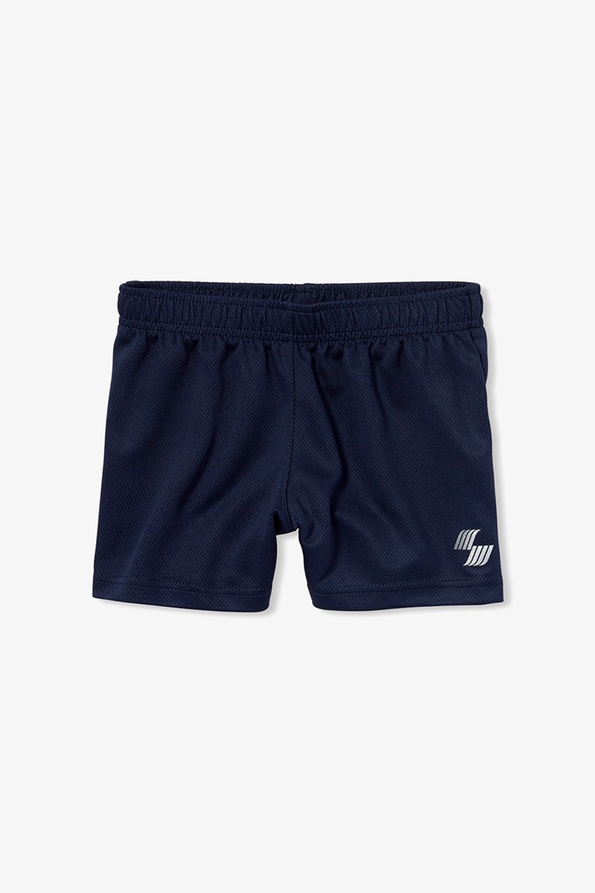 Toddler Boys Pull On Sports Shorts, Tidal