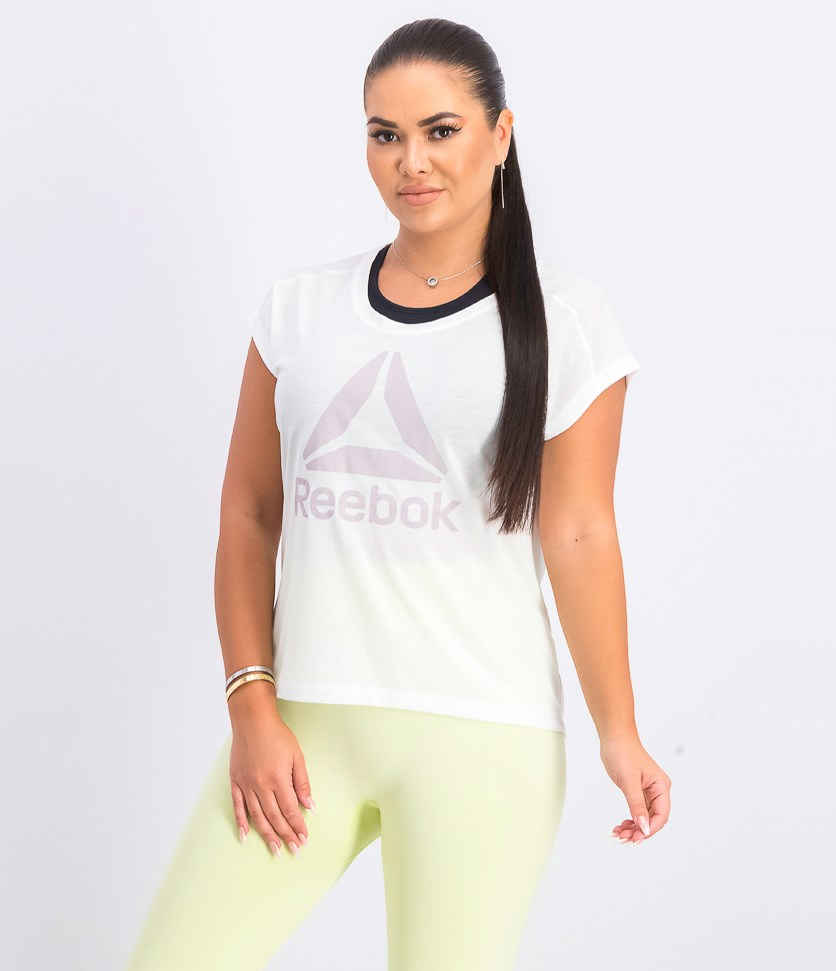 Womens Work Supermium 2.0 Tee, White