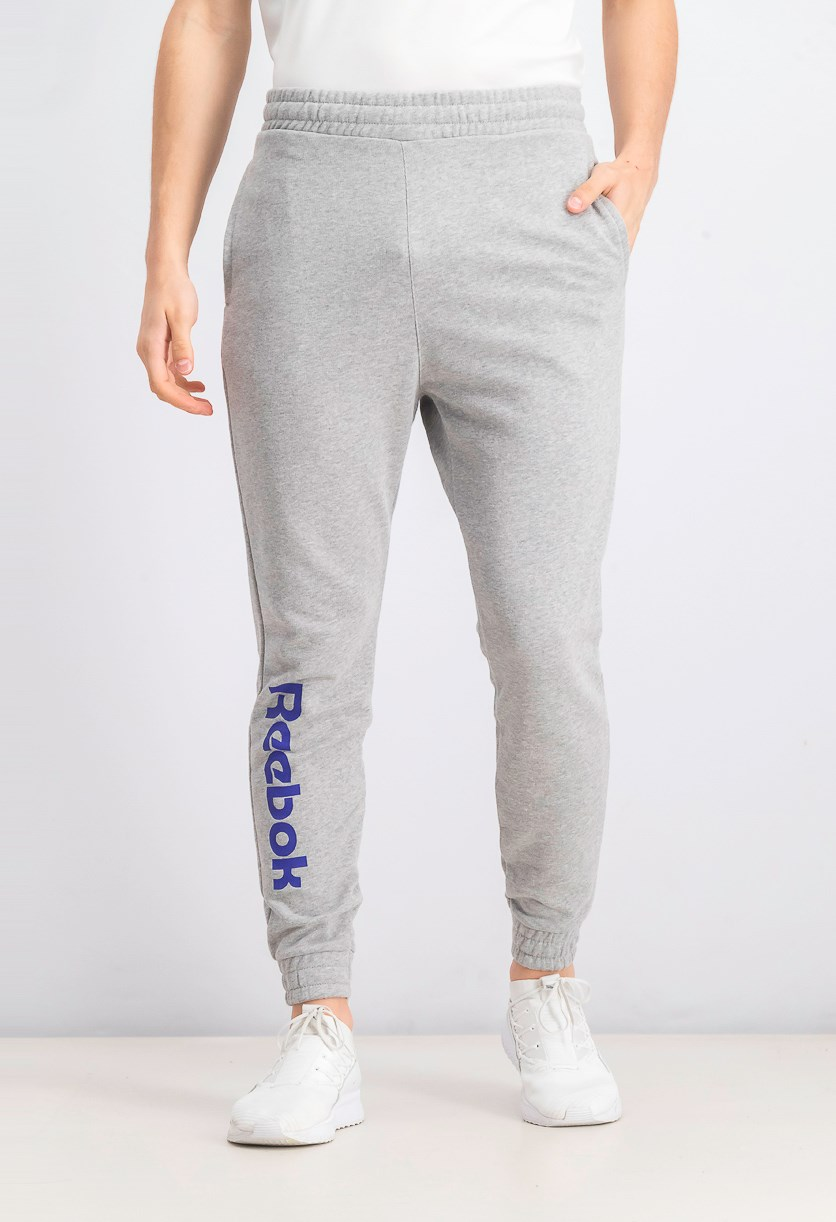 Men's Vector Jogging Pants, Grey Heather