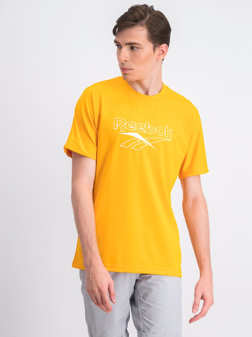 Men's Logo T-Shirt, Gold