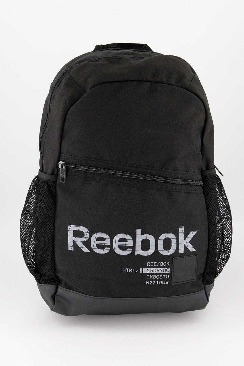 Men's Style Found Active Backpack, Black