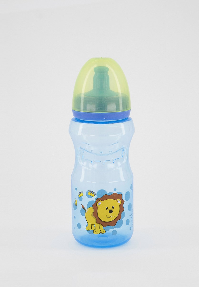 Spill Proof Sipper With Hard Spout, Blue