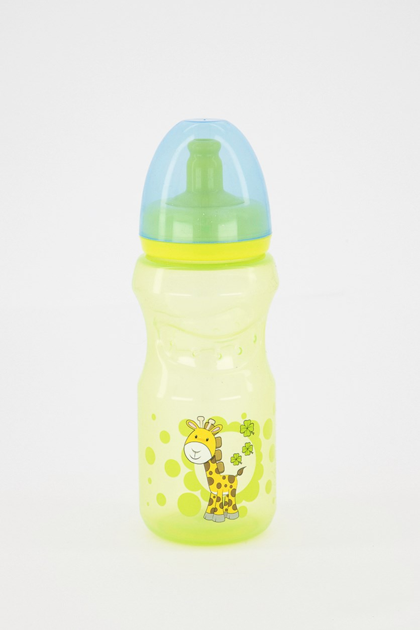 Spill Proof Sipper With Hard Spout, Green
