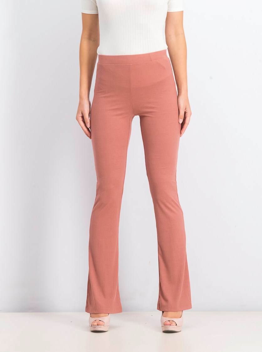 Women's Pull On Pants, Rosewood