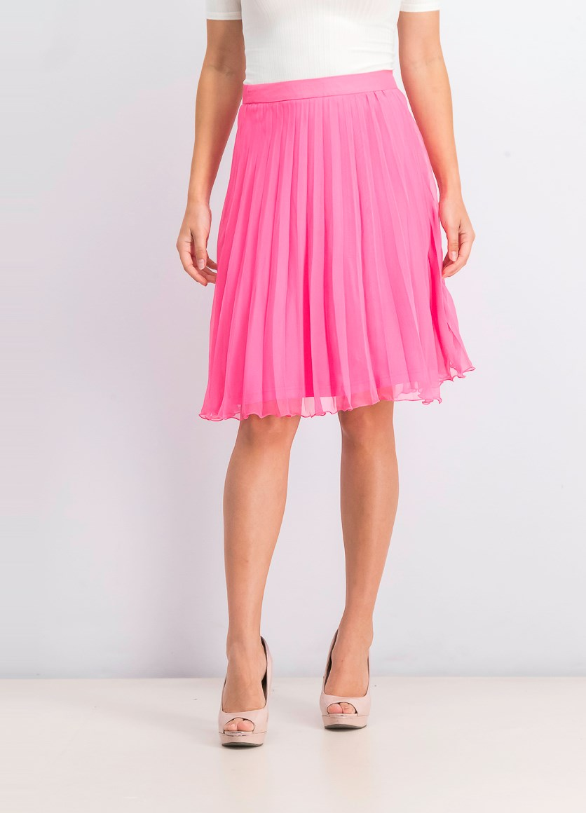 Womens Wave Skirts, Pink